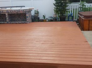 Deck Staining New Port Richey