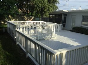 Deck Painting New Port Richey