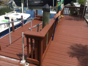 Boat Dock Painting New Port Richey